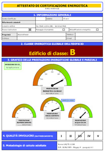 Per ind fabio isabella bonifati cs progettazione - Certificazione energetica e contratto di locazione ...