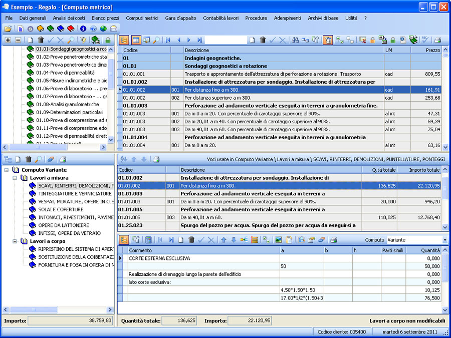 Computo Metrico Excel Download Download Lorie Danse